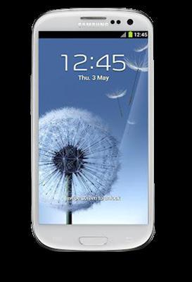 Samsung Galaxy S3 für 0 € mit 15 € pM Vertrag (aber + Anschluß & Versand) - 404,85 €