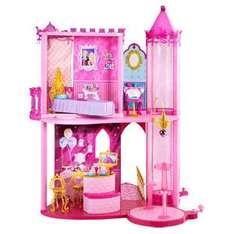 [Real Online-Shop] Mattel W5538 - Barbie Prinzessinen-Schloss