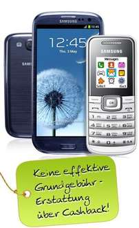 Samsung Galaxy S3 I9300 - nur 269€ - Schubladenvertrag