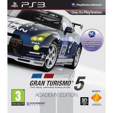 [PS3] Gran Turismo 5 Academy Edition 13,99€