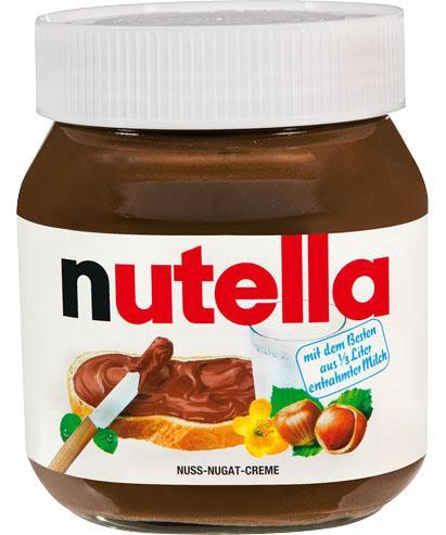 [Kaufland] [Hamburg lokal] Nutella 450g für 1.29€