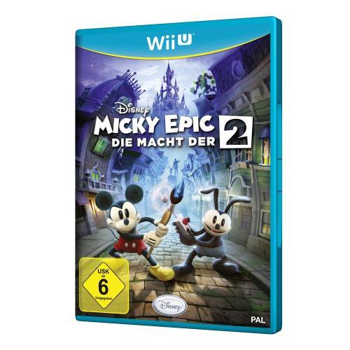 Disney Micky Epic - Die Macht der 2 [Wii U] 22,98€