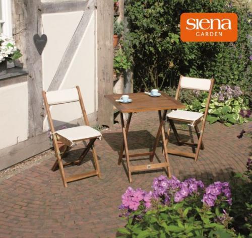 """3-teiliges Balkonset (2 Stühle + 1 Tisch) """"Siena Garden Turin""""  für 51,85€ (- ggf. Cashback via Qipu) @ Getgoods -> ausverkauft (Alternative über Plus.de - siehe Kommentar von diarrhoe)"""