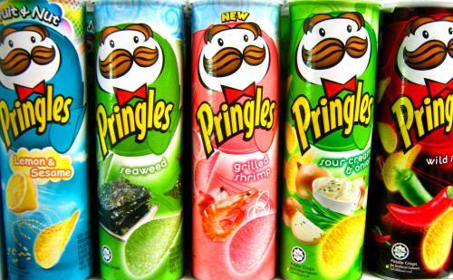 [Regional/] Pringles versch. Sorten 1,11€ @ Knüller Markt [18.- 23.03]