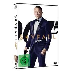 Saturn: 007 Skyfall auf DVD für 6,99€ -> Alternative zum Media Markt Deal.