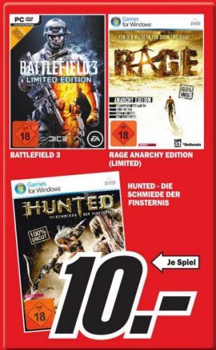 (lokal: Bayreuth) | Battlefield 3 (PC) für 10€