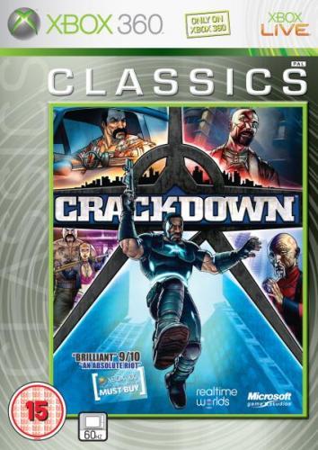 Crackdown [Xbox 360]