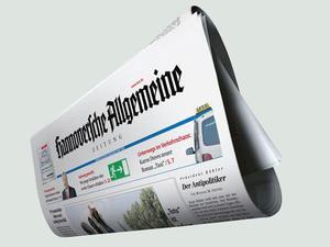 [lokal Region Hannover] 3 Wochen Hannoversche Allgemeine Zeitung für effektiv 0,- Euro (5,- Euro Rossmann Gutschein) - selbstendend