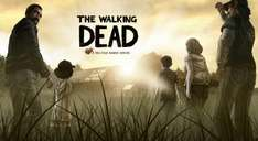 The Walking Dead: A Telltale Games Series UK  Steam key für ~ 8,64 €