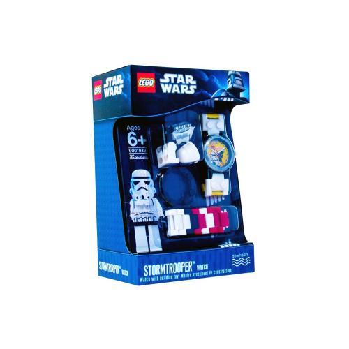 LEGO™ - Star Wars Kinderuhr inkl. Minifigur (C3PO,Stormtrooper) für €11,66 [@Zavvi.com]