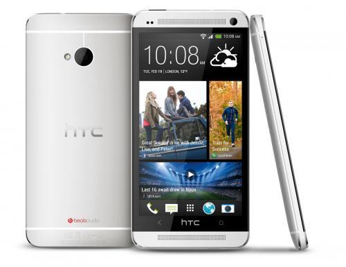 Das neue HTC One für mtl. 24,95 inklusive 190 Freiminuten - 100 Frei SMS - 200 MB Internet Flat.