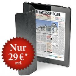 iPad 4 + Hardcase + Tagesspiegel E-Paper für 29 € monatlich!