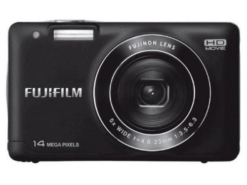 wieder da: 14 Mega Pixel Fujifilm JX490 in schwarz für nur 39,99 EUR inkl. Versand [Vorführgerät / 12 Monate Gewährleistung]