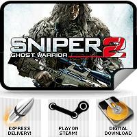 Sniper Ghost Warrior 2 Steam Key