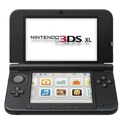 Nintendo 3DS XL rot, blau oder silber für 159€