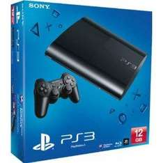 PS3 Superslim 12GB @ amazon.it