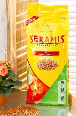 Seramis Ton-Granulat 7,5L Beutel für 3,51€ @Bauhaus (Idealo: 5,69€ offline)
