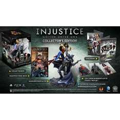 (Amazon UK PS3/Xbox 360) Injustice: Götter unter uns Collectors Edition