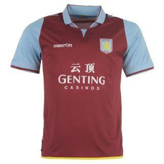 Aston Villa Heim-/Auswärtstrikot 12/13, je 10,99€ bei SportsDirect.com