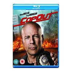 Blu-Ray - Cop Out für €5,25 [@Wowhd.co.uk]