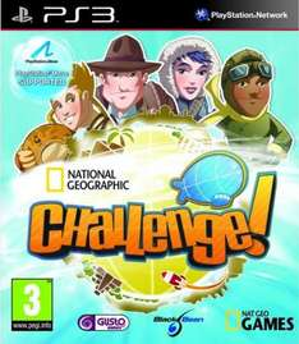 National Geographic Challenge PS3 für £2.98 ~ 3,50€ @ ZAVVI