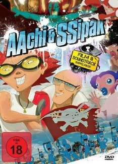 (Amazon)  Aachi & Ssipak (Limited Edition) (+CD-Soundtrack) [2 DVDs]