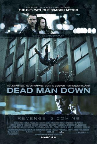 """Fast kostenlos ins Kino zu """"Dead Man Down"""" am 02.04.2013 um 20:00 Uhr"""
