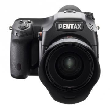 Pentax 645D (SLR) mit Objektiv smc DFA 645 55mm 2.8