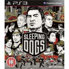 PS3 - Sleeping Dogs für €15,77 [@TheHut.com]