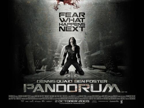 Pandorum (Film) kostenlos leihen/anschauen @ Xbox 360 Video App Dashboard