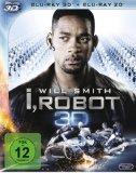 I, Robot 3D (Real 3D & 2D-Version + DVD)