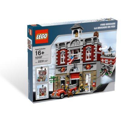 LEGO Feuewache 10197 im Angebot inkl Versand
