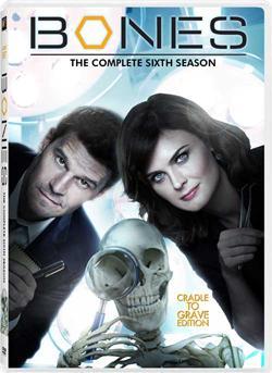 [Amazon.de] Bones - Die Knochenjägerin - Staffel 6 für 9,99€ (statt 17,97€)