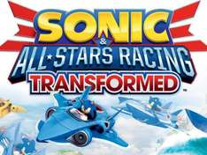 [STEAM] Sonic & All-Stars Racing Transformed