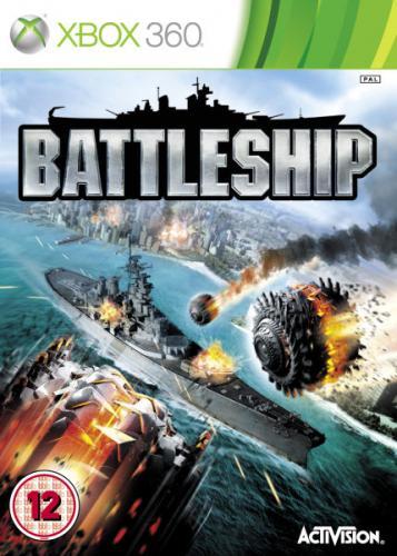 XBox360 - Battleship für €5,86 [@Zavvi.com]