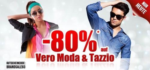 Hoodboyz, digga! 80% auf Vero Moda & Tazzio, alda!