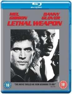 (UK) Lethal Weapon 1: Zwei stahlharte Profis [Blu-ray] für 3.46€ @ Zavvi/thehut