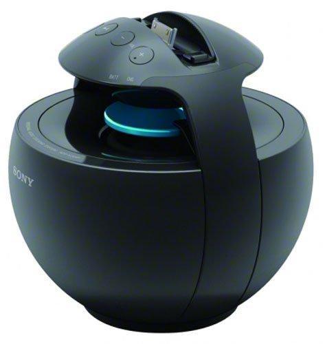 "Sony™ - 360° iPod/iPhone Docking Sound System ""RDP-V20IP"" (Schwarz,Refurbished) ab €46,53 [@Sony.de]"