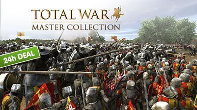 [GMG] Total War Master Collection (STEAM) für 17 EUR oder Total War Grandmaster Collection (STEAM) für 28 EUR