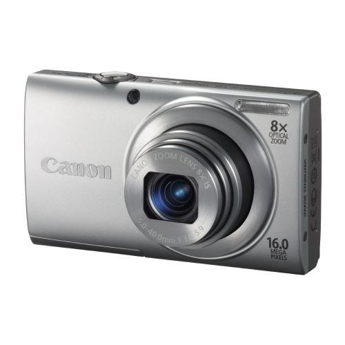 Canon PowerShot A4000 silber