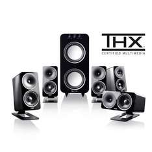 Teufel Concept G 850 THX Multimedia 5.1 Set + Gratis - DecoderStation 5 UND iTeufel Clock v3 für 599,99!!!