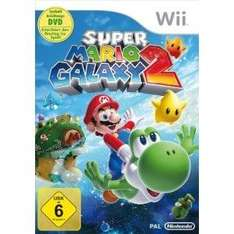 Super Mario Galaxy 2 - Wii @amazon warehousedeals ab 27,74€