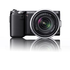 Sony NEX-5N schwarz +18-55