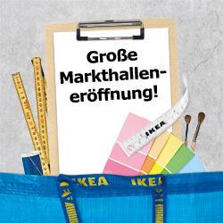 UPDATE: Ikea Ludwigsburg: Einige Angebote nach Umbau der Markthalle - nur am 23.