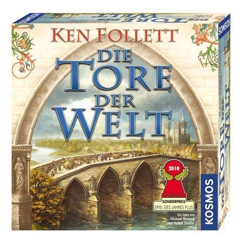 Die Tore der Welt - das Kartenspiel für 7,99€ @ Bücher.de oder das Brettspiel für 17,99€ (nur Prime) @ Amazon.de