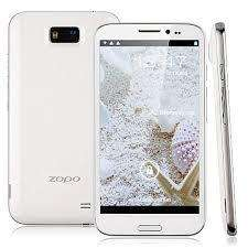 Smartphone Dual Core ZOPO ZP950 LEADER MAX PHABLET 5,7 Zoll HD Display, weiß