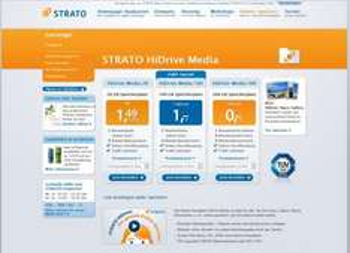 STRATO 100 GB Cloud für 12 Monate für einmalig 1 EUR