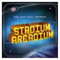 "CD - Red Hot Chili Peppers ""Stadium Arcadium"" (2CD) für €4,99 [@WowHD.de]"