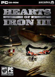 [Steam] Hearts of Iron III für 2,49 EUR, Komplettpaket 6,24 EUR bis 22.03. 18 Uhr