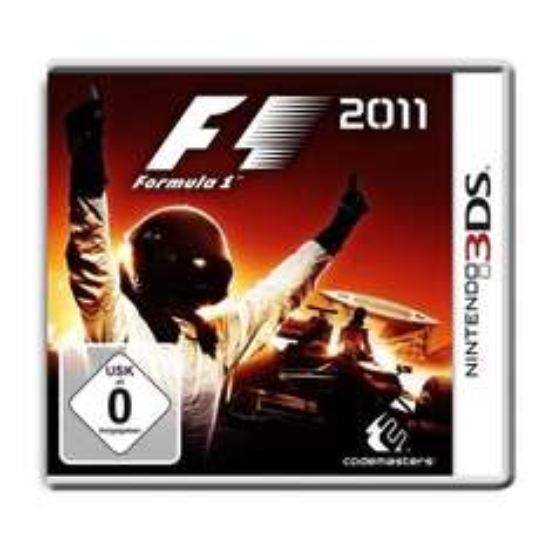 (UK) Formula 1 2011 [3DS] für 9.38€ @ Zavvi